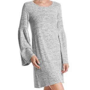 LAST ONE! Philosophy Fleece Belle Sleeve Dress